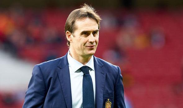 HLV Lopetegui bị sa thải sau khi nhận lời dẫn dắt Real Madrid