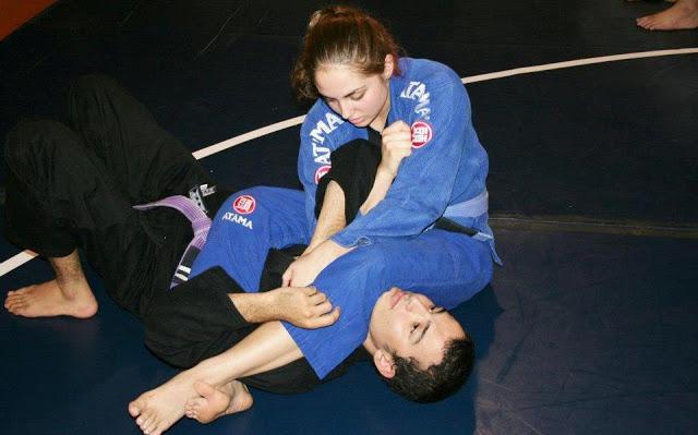 cách học võ tự vệ cho nữ hiệu quả