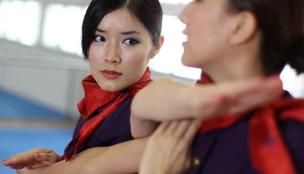 cách học võ tự vệ cho nữ hiệu quả nhất hiện nay