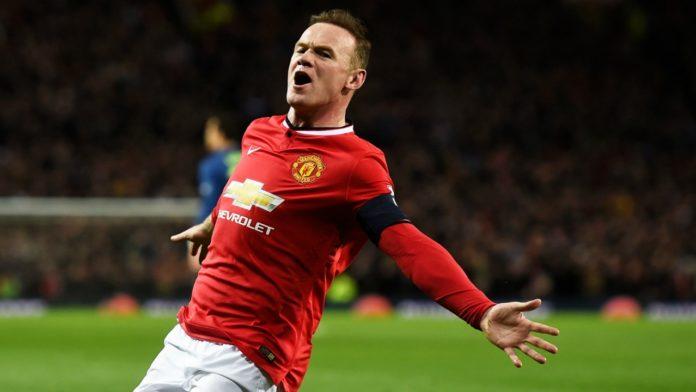 Cầu thủ người Anh Wayne Rooney