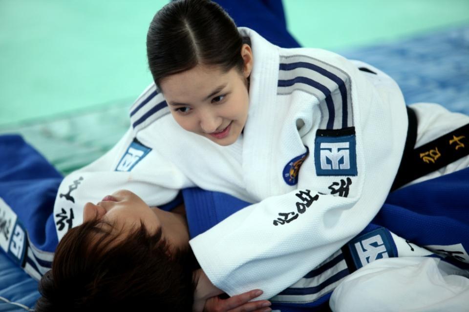 Judo là môn võ phù hợp cho nữ giới