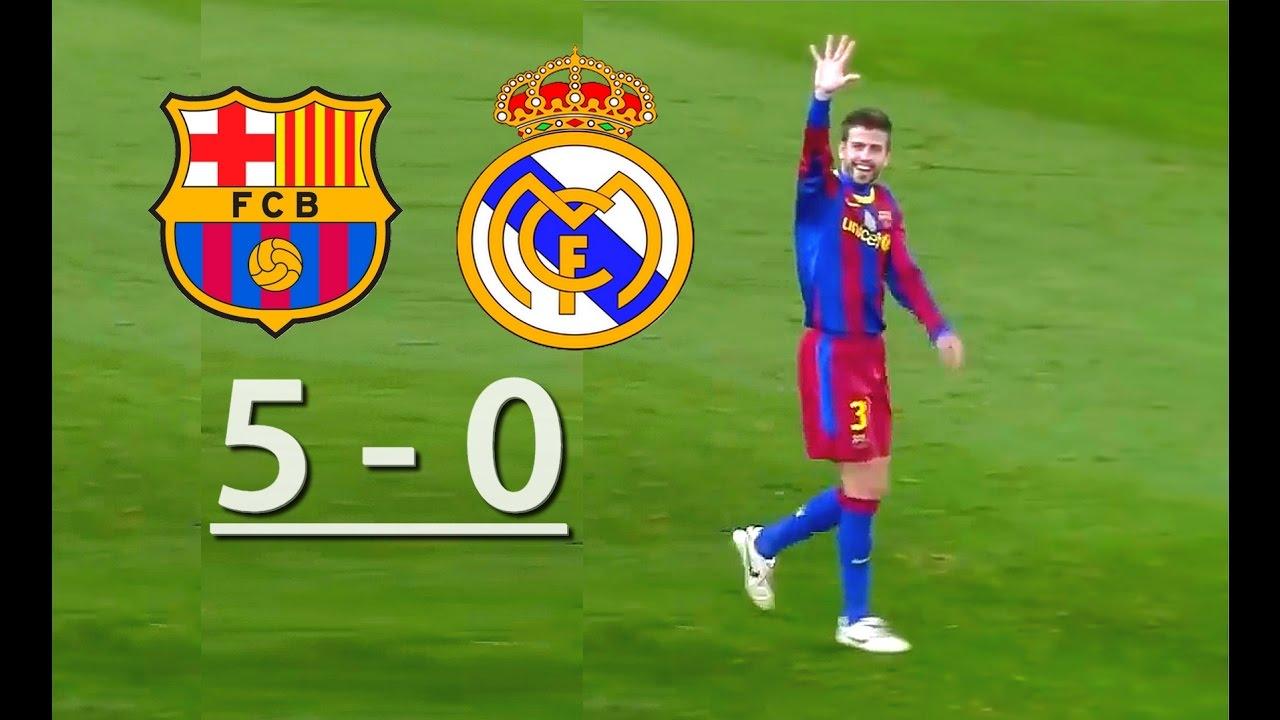 Barca và Real là trận Derby kinh điển nhất lịch sử