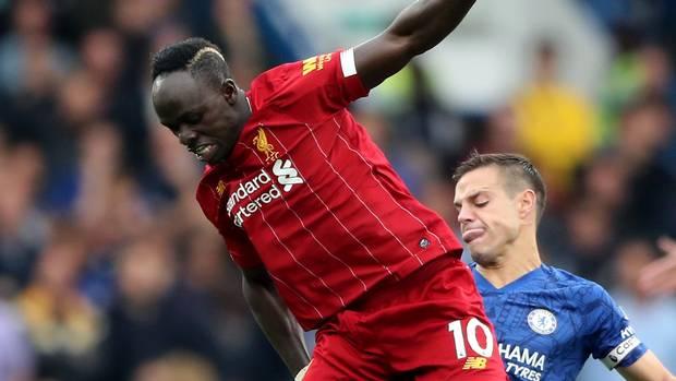 Sadio Mane đã ghi được 22 bàn thắng