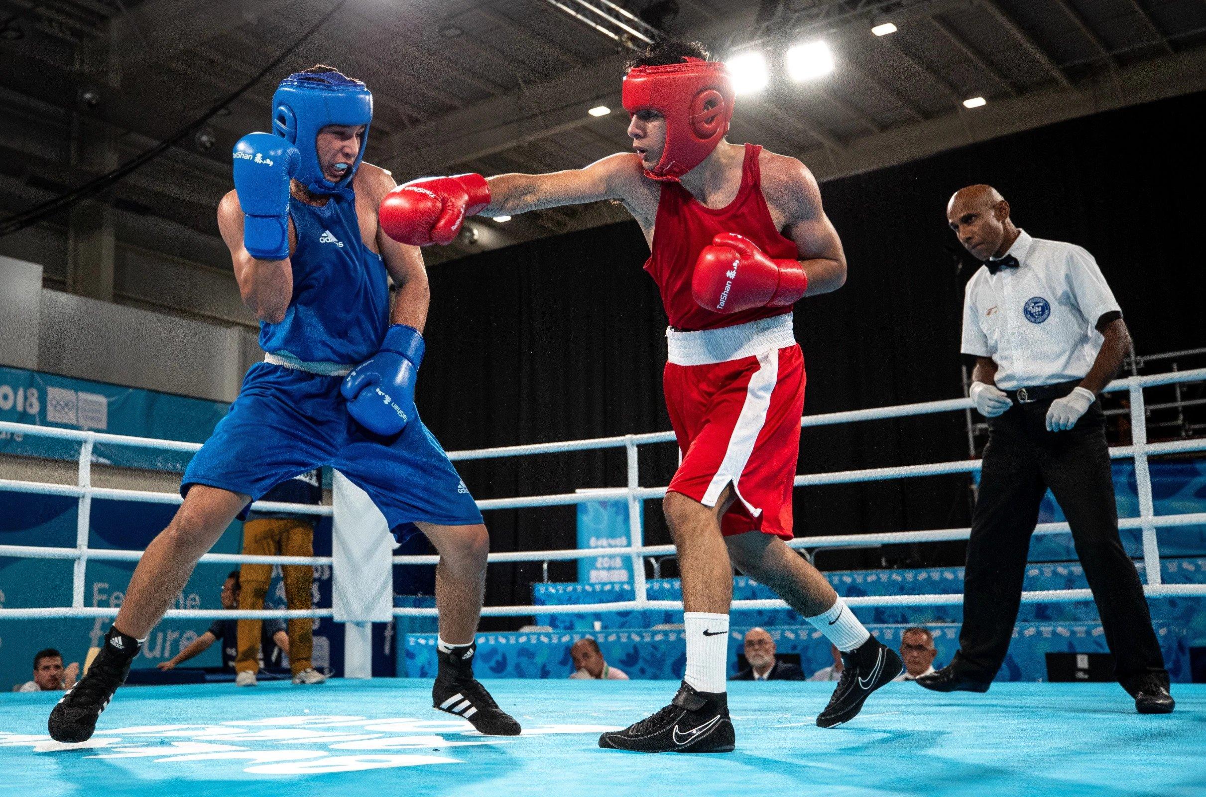 Cách tính điểm trong boxing