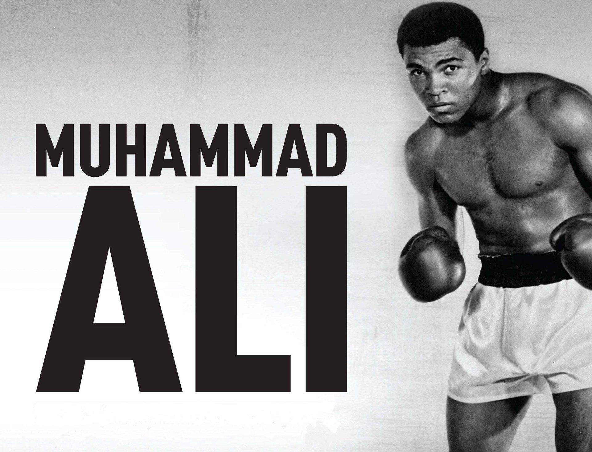 Muhammad Ali – Võ sĩ Boxing đứng đầu thế giới