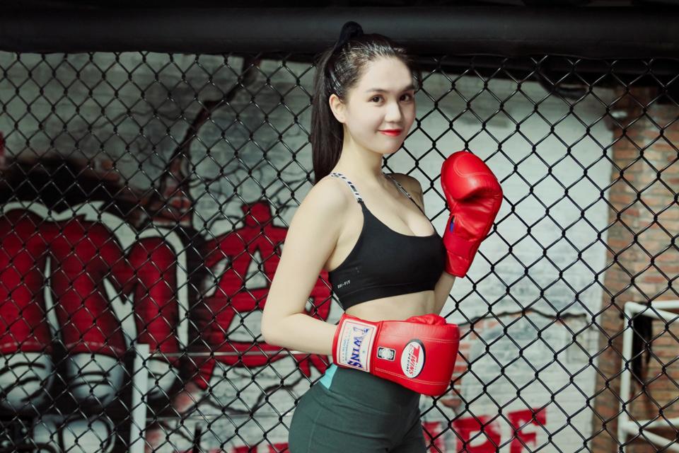 Tập võ boxing để giảm cân