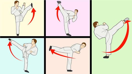 Tự học võ thuật tại nhà